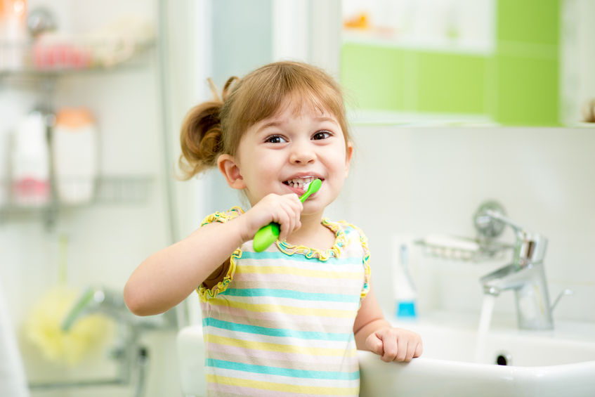 children's teeth in Highlands Ranch Colorado