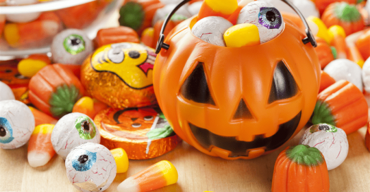 Don't let this Halloween turn your kid's healthy teeth into a nightmare.