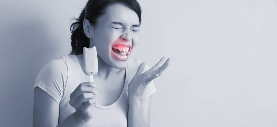 Tooth sensitivity in Highlands Ranch