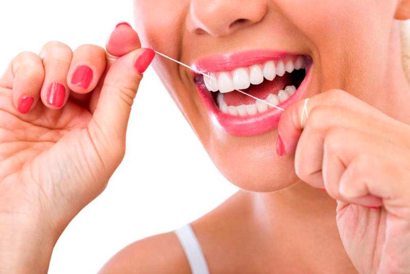healthier gums at HR Family Dental